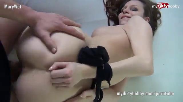 Секс с связанной девушкой